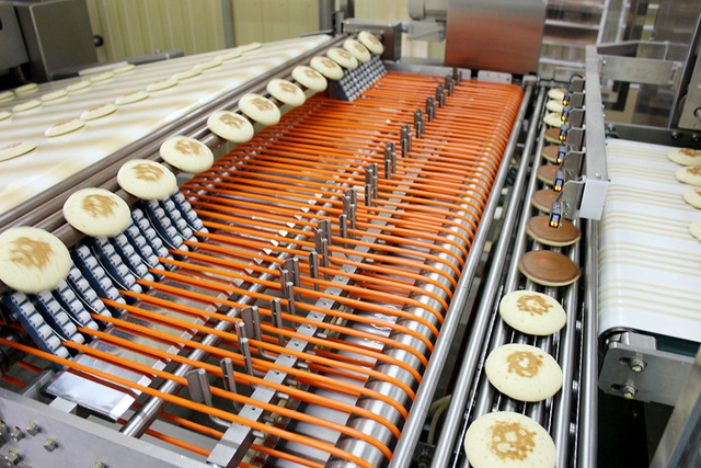 Masdac Dorayaki Pancake Line - Pre-Owned BakeryEquipment.com is your bakery equipment source
