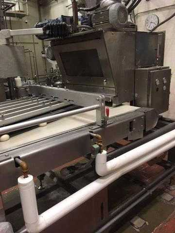 Amf Pan O Mat 610 System Pre Owned Roll Line