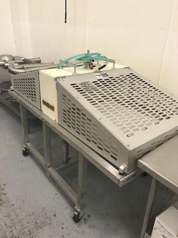 FoodTools Semi Auto Sheet Cutter Model CS 10TF