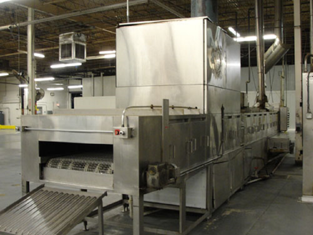 Douglas Tunnel Pan Washing Machine Model Wrbo 2500 Abpw