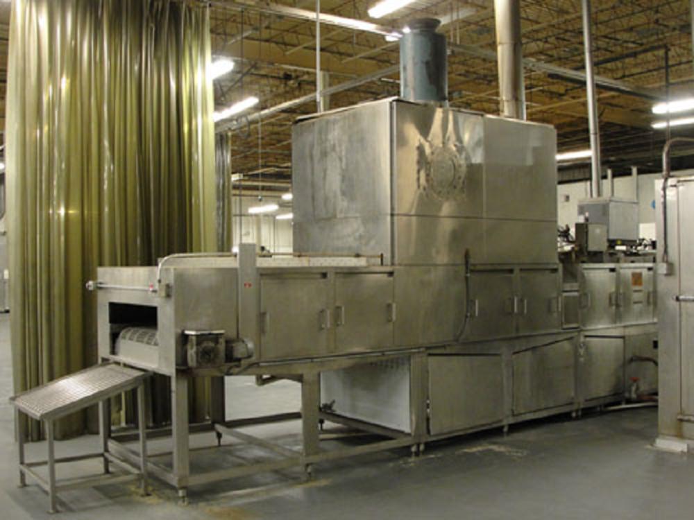 Douglas Tunnel Pan Washing Machine Model Wrbo-2500-abpw