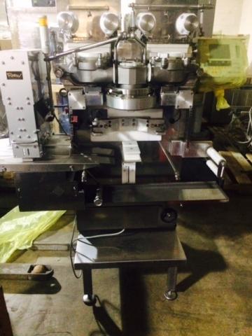 Rheon Cornucopia Encrusting Machine Model Kn550 With Rheon