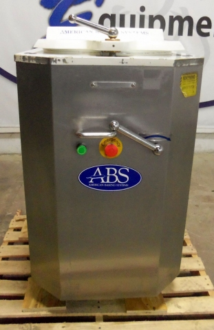 Used Auto Sales >> ABS Hydraulic 20 Part Dough Divider Model D20 - Pre-Owned ...