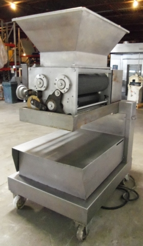 3 Roll Dough Extruder Pre Owned Dough Extruders