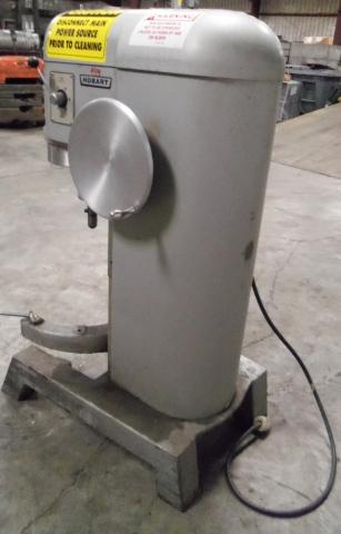 Hobart 60 Qt. Mixer Model H600T - 60qt Mixer ... on