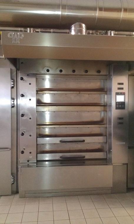 wp matador 5 deck ovens model md 125 c 52