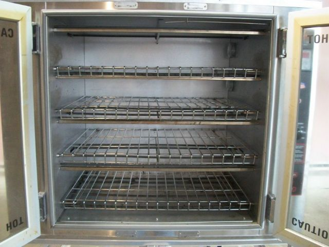 Deluxe Electric Convect A Ray Oven On Stand Model Cr 2 4