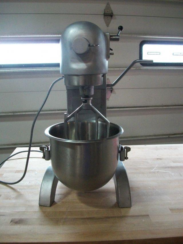 Hobart 10qt Mixer Model C100 - 10 qt. Mixer BakeryEquipment.com is your bakery equipment