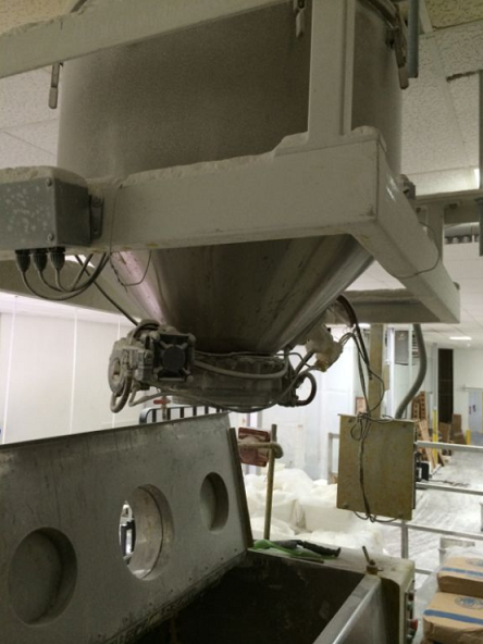 How Does An Electric Motor Work >> KB Flour System - Pre-Owned Silos | BakeryEquipment.com is ...
